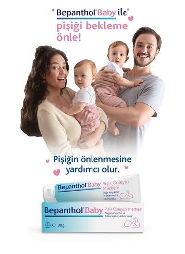 Bepanthol BEPANTHOL BABY 100 gr. Pişik Önlemeye Yardımcı Merhem Renksiz